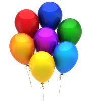 Sada balónov 15 ks / balenie