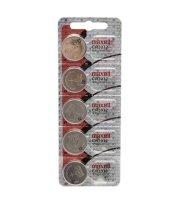 Gombíková batéria 5 ks / blister