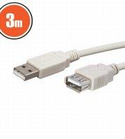 USB predlžovačka 3,0 m