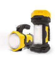 COB LED montážna lampa 2 v 1