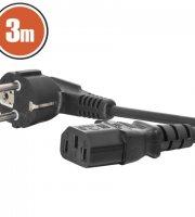 Sieťový napájací kábel 3,0 m