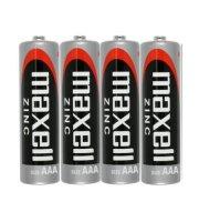Mikro tužková batéria 4 ks / balenie