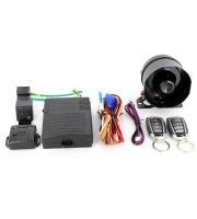 Dvojzónový autoalarm s diaľkovým ovládaním CAR001