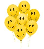 Sada balónov Smiley - 12 ks