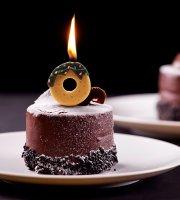 Sviečka - na tortu 0