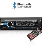 MP3 prehrávač s Bluetooth, FM tunerom a SD / MMC / USB portom