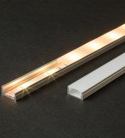 Kryt LED hliníkového profilu lišty 1000 mm