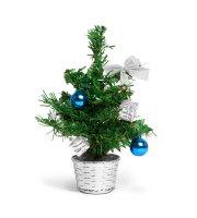 Umelý vianočný stromček - mini 30 cm