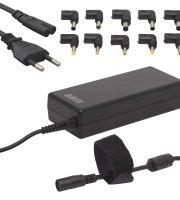 Univerzálny sieťový adaptér k laptopom/notebookom s napájacím káblom 12 - 24V / 5 - 6A 90W