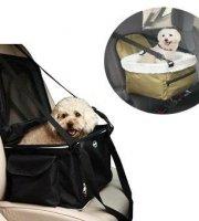 Taška do auta na prenos mačiek a psov