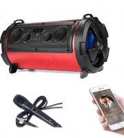 Super Bass - Karaoke reproduktor s mikrofónom