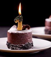 Sviečka - na tortu 1