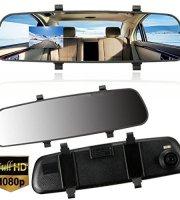 REON kamera do auta v spätnom zrkadle