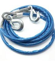 Drôtené ťažné lano - max 5000 kg - 4 m