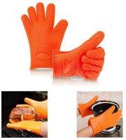 Tepelne odolná silikónová rukavica