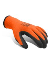 Máčané montážne rukavice L