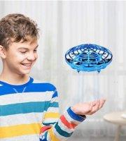 Inteligentná, senzorická hra UFO - Staňte sa kráľom vzduchu! - MODRÁ