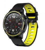 L8 inteligentné hodinky zelené