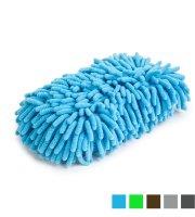 Obojstranná mikrovláknová špongia na umývanie auta