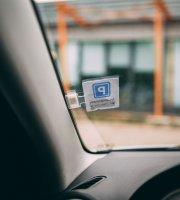 Držiak parkovacieho lístka - samolepiaci