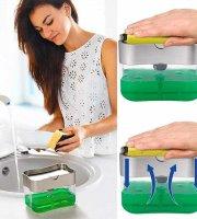Dávkovač na mydlo a saponát