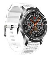 GT106 Inteligentné hodinky biele