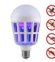 LED žiarovka odpudzujúca komáre - 15 W