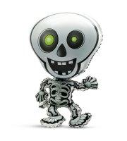 Halloweensky balón - kostra