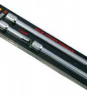 Black Sada predĺżení na nástrčkové kľúče 3 ks