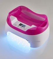 UV LED lampa na manikúru s LCD displejom