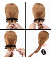 Braidmaid pomôcka na zapletanie vlasov