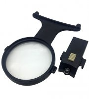 LED lupa zavesiteľná na krk