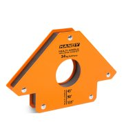 Zvárací magnet - 45° - 90° - 135° - max 34 kg