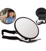 Zrkadlo na sledovanie dieťaťa v aute