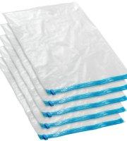 Vákuové úložné vrecko 5 ks - rôzne veľkosti