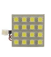 LED žiarovka - CLD314 - 35 x 35 mm (W5W, C5W, BA9S) - 320 lm - can-bus - SMD - 3W - 12V