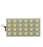 LED žiarovka - CLD315 - 65 x 35 mm (W5W, C5W, BA9S) - 480 lm - can-bus - SMD - 3W - 12V