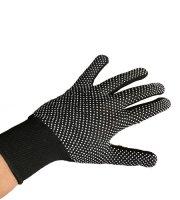 Pracovné rukavice, čierne