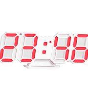 Stolové hodiny s 3D efektom s diaľkovým ovládaním