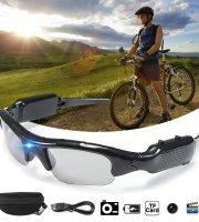 Slnečné okuliare so zabudovanou kamerou