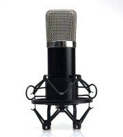 Profesionálny kondenzátorový mikrofón