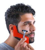 Šablóna na strihanie brady
