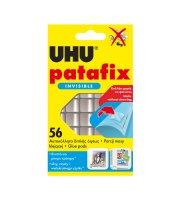 UHU Patafix Invisible lepiaca guma - 56 ks / balenie