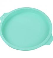 Silikónová forma na tortu zelená