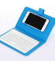 Puzdro na telefón s bluetooth klávesnicou